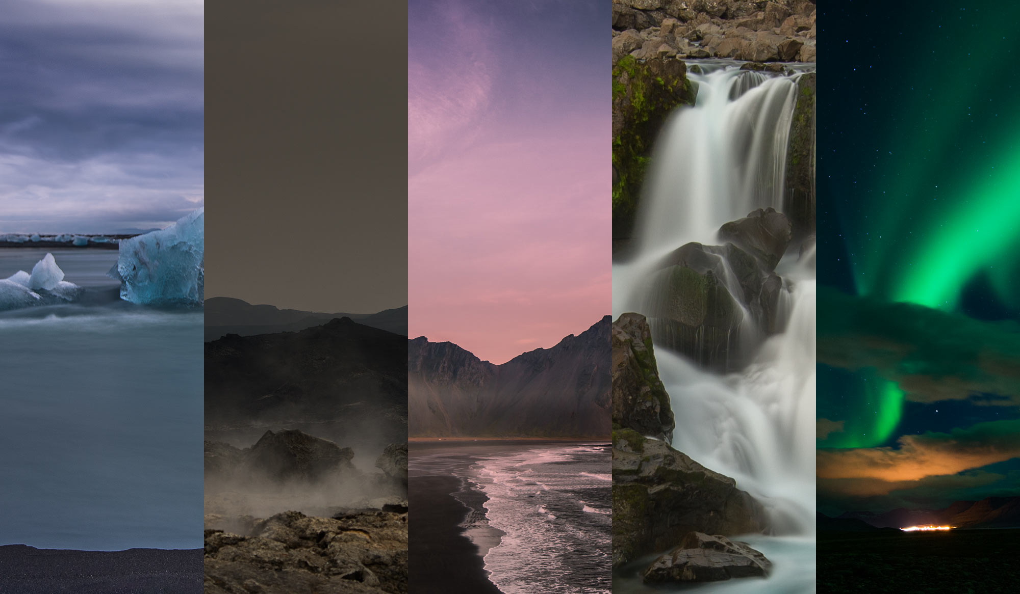 5 places in iceland to take photos